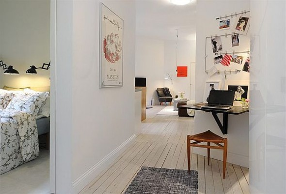 contemporary and Elegant complex work table apartment in Vaasa City