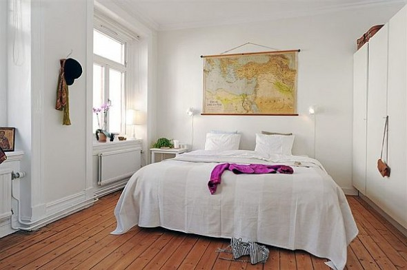 cozy bed room apartment in Linnaeus Town