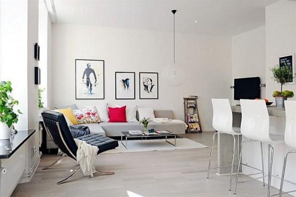living Vasastan Apartment Two room