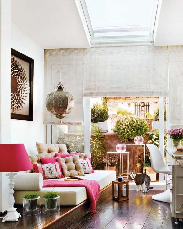 luxury Duplex Apartment in Central Madrid