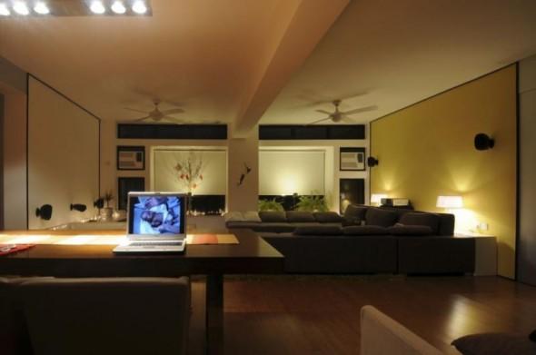 best sample luxury apartment living room