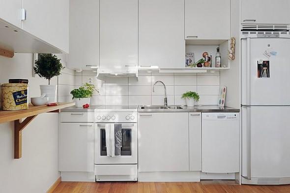 fresh interior design kitchen