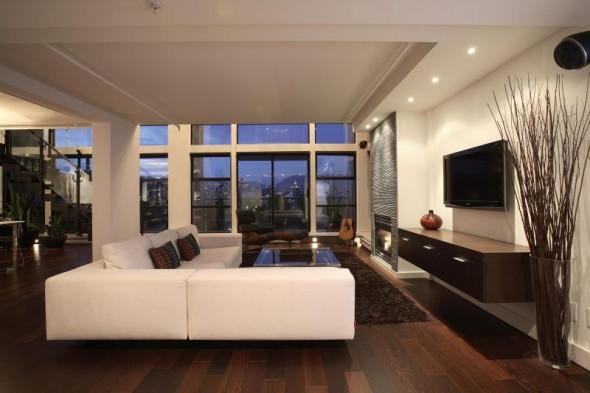 large apartment living room design