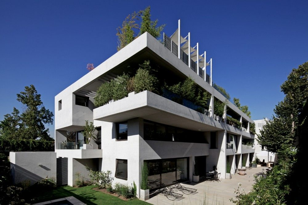 Ignacia Apartments - Gonzalo Mardones Viviani Architects