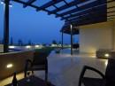 Balcony - Bangalore Duplex Apartment
