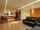 Bedroom Area - Bangalore Duplex Apartment