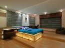 Modern Bedroom - Bangalore Duplex Apartment