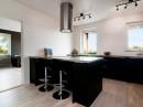 Sasan Shabani Apartment - Minimalist Kitchen Design