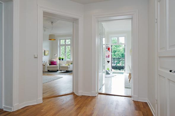 Linnestaden Apartment - Circumvention and consistently plan