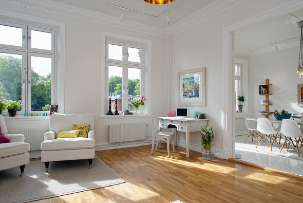 Linnestaden Apartment - Hearty window