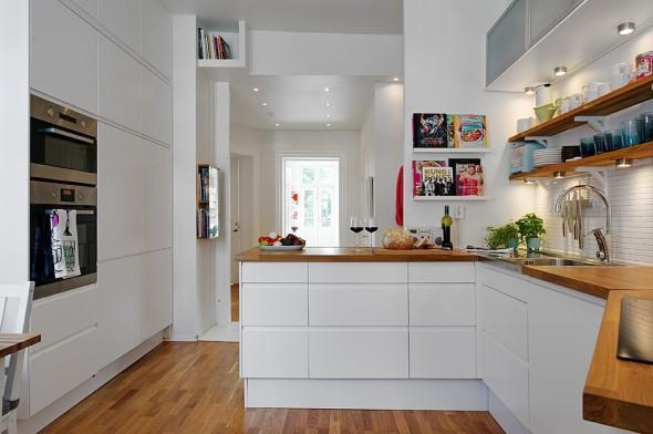 Linnestaden Apartment - Modern handle loose