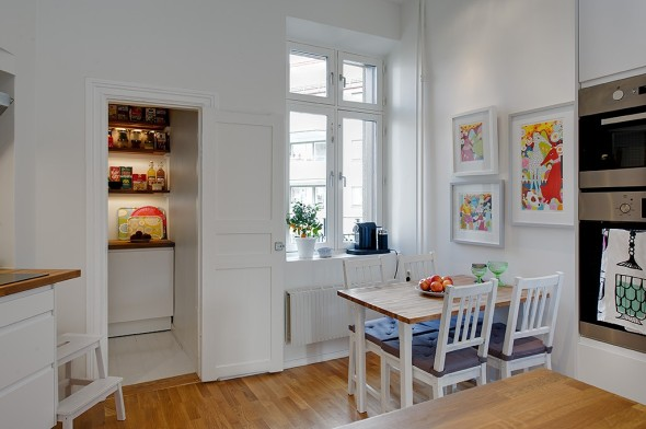 Linnestaden Apartment - Natural dining