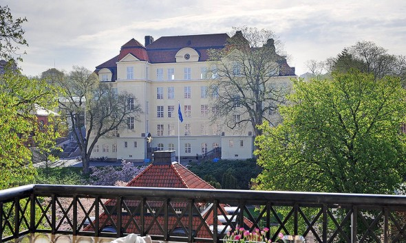 Linnestaden Apartment - The view is unobstructed and beautiful