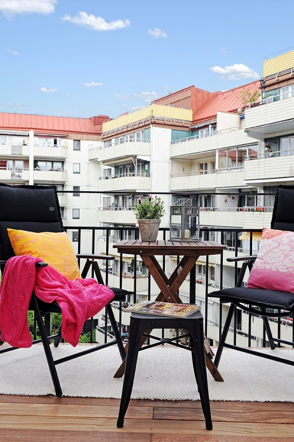Linnestaden Apartment - View the sun from noon until late evening