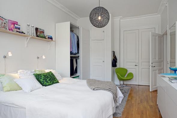 Linnestaden Apartment - good storage facilities