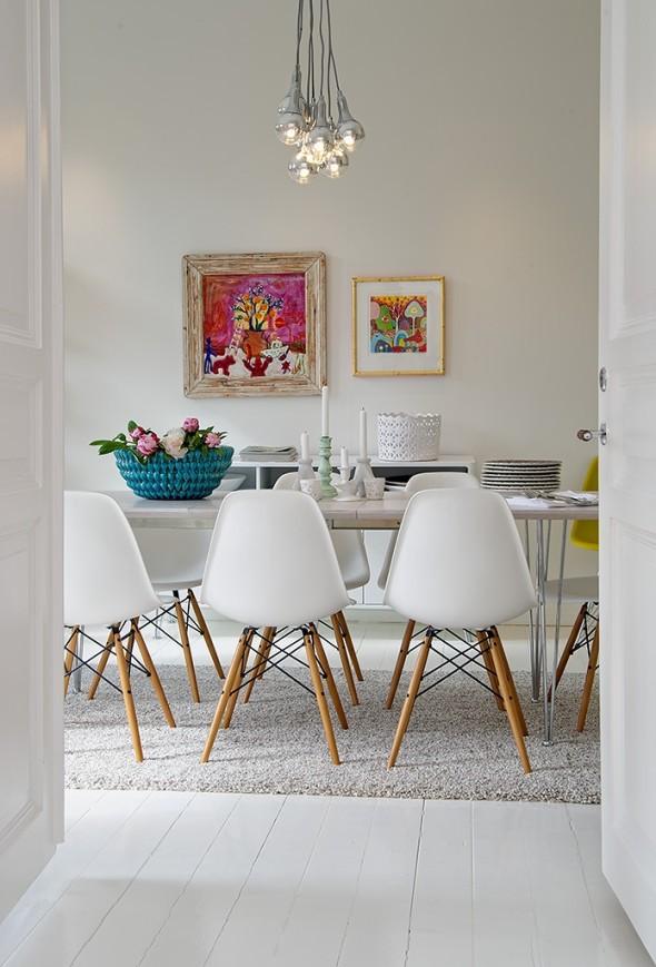 Linnestaden Apartment - living room