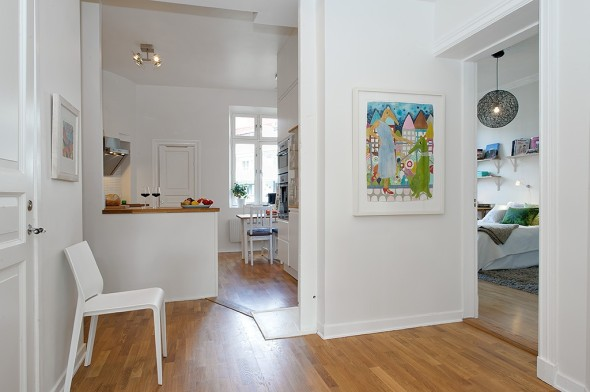 Linnestaden Apartment - top condition