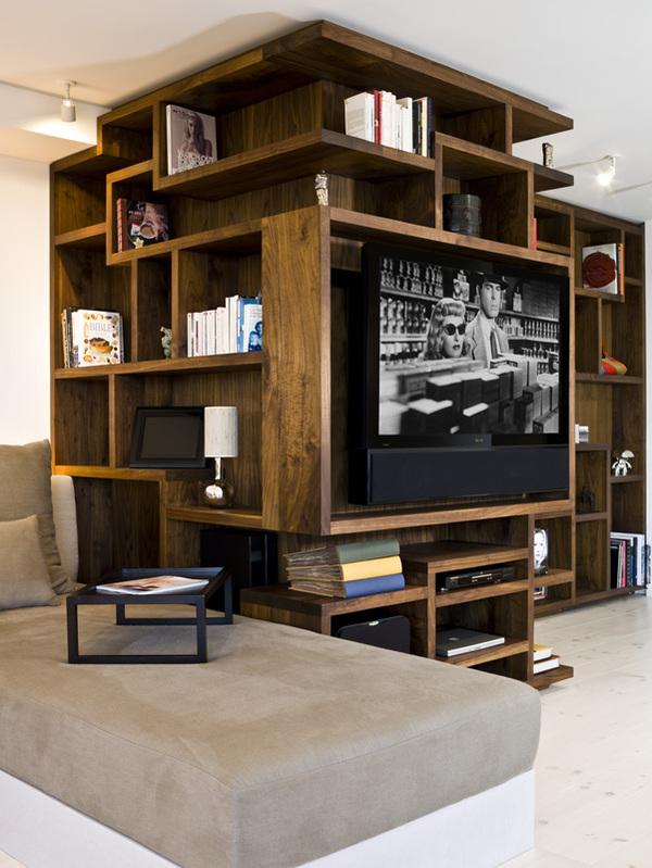 Luxury Home Interiors-Study Room Design