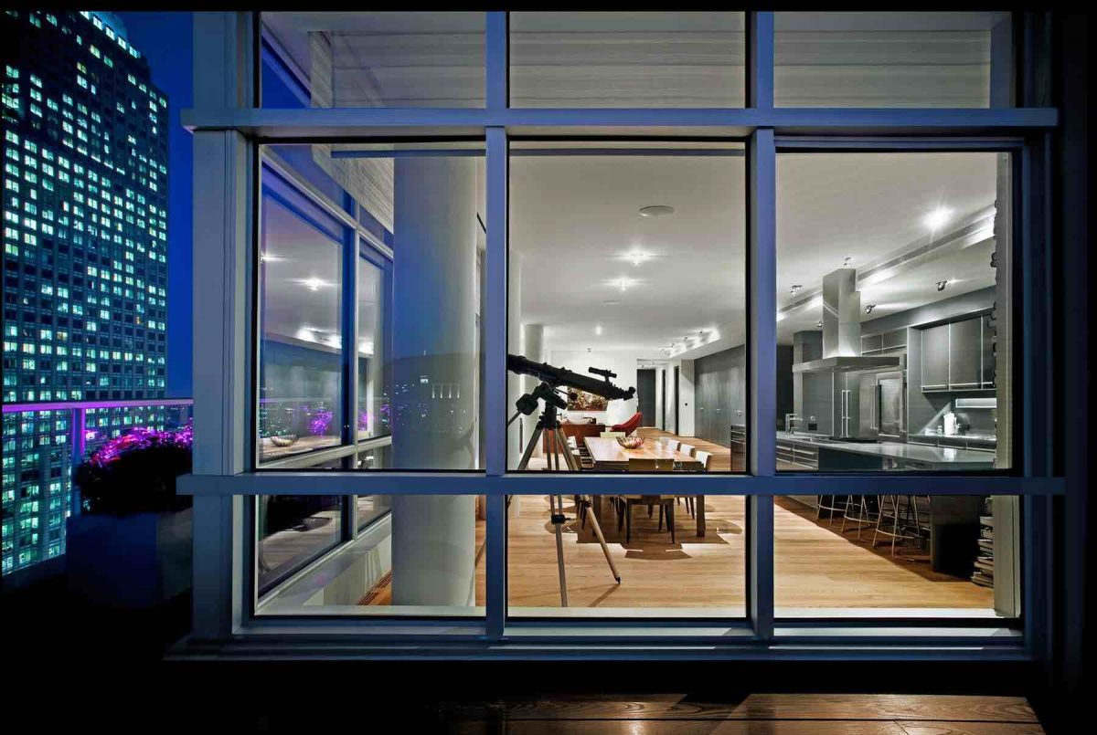 Penthouse by Rene Desjardins-view
