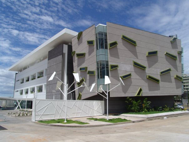 Contemporary thematic architectural concept