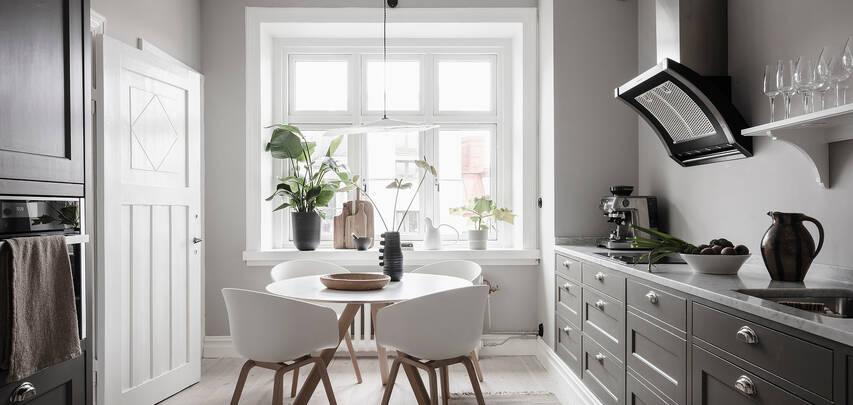 Arsenalsgatan 4 A, Kungshojd Apartment Kitchen